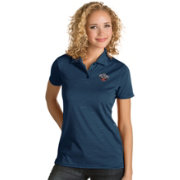 Antigua Women's New Orleans Pelicans Xtra-Lite Navy Quest Performance Polo