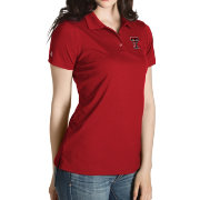 Antigua Women's Texas Tech Red Raiders Red Inspire Performance Polo