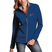 Antigua Women's Buffalo Bills Leader Full-Zip Royal Jacket