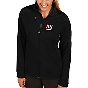 Antigua Women's New York Giants Discover Full-Zip Jacket