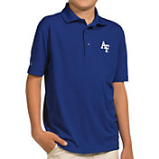 Antigua Youth Air Force Falcons Blue Pique Polo