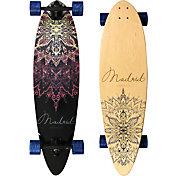 Madrid 36.25'' Mandala Skateboard