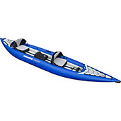 Aquaglide Chelan Tandem XL HB Inflatable Kayak