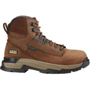 Ariat Men's Mastergrip 6'' H2O Waterproof Composite Toe Work Boots