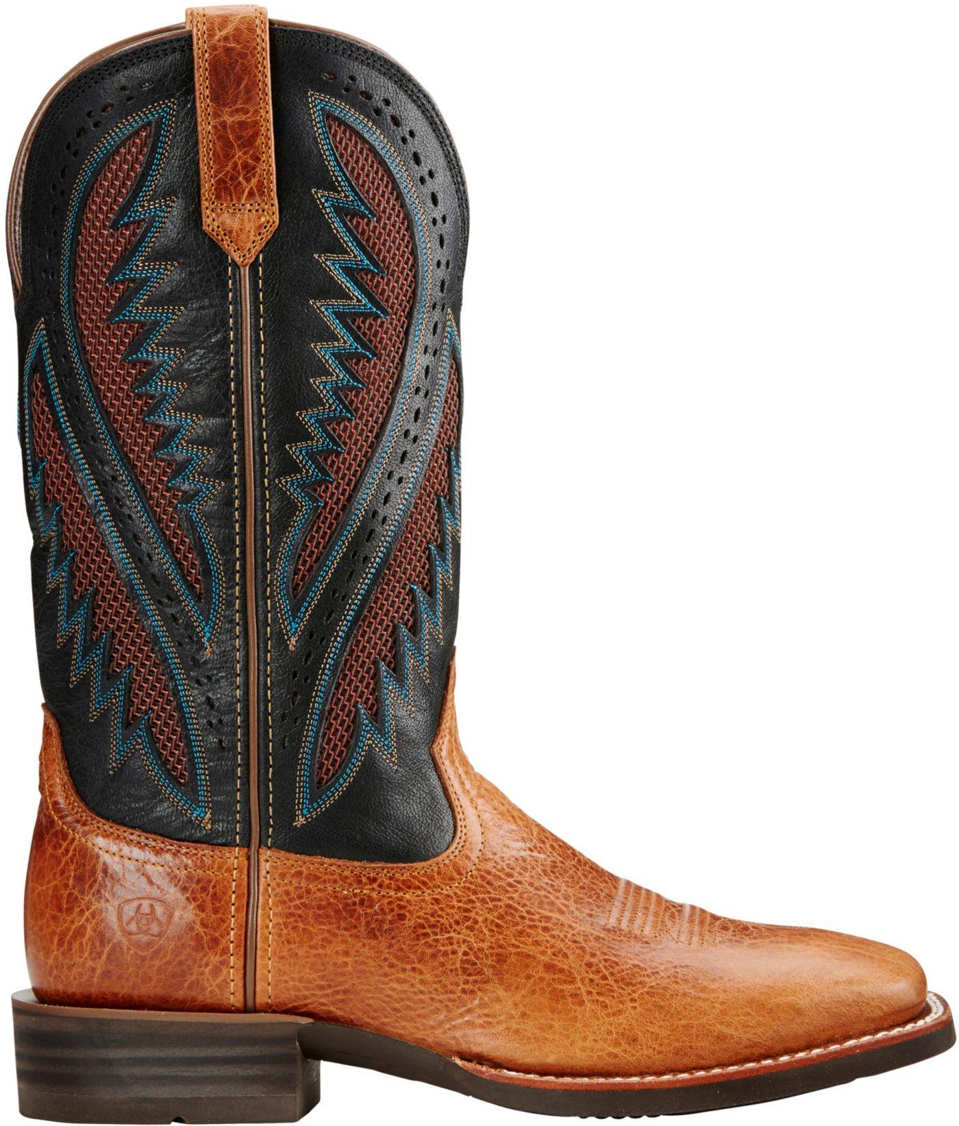 Ariat Men's Quickdraw VentTek Western Boots