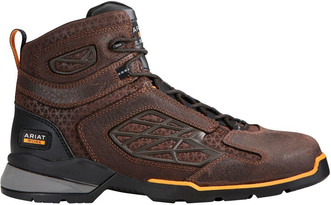 daa9dde332f Ariat Men's Rebar Flex 6'' Work Boots
