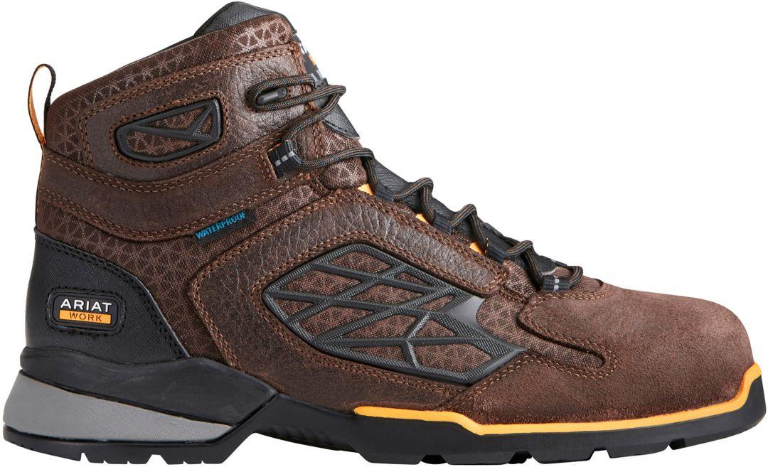 436f72b06e4 Ariat Men's Rebar Flex 6'' H2O Waterproof Work Boots