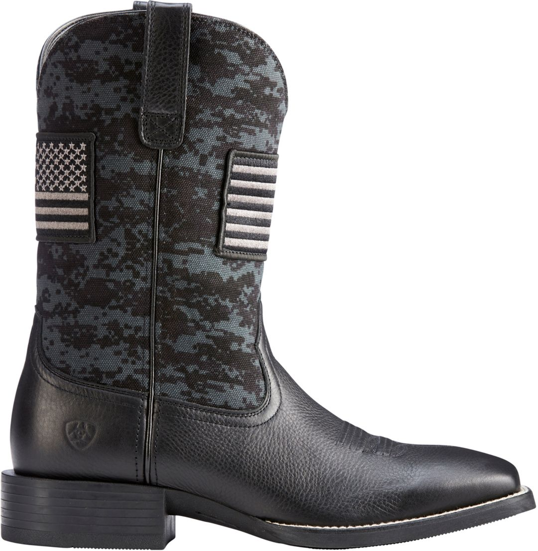f265c0c8f0e Ariat Men's Sport Patriot Western Boots