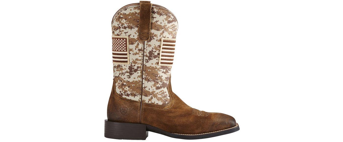 Ariat Men's Sport Patriot Western Boots