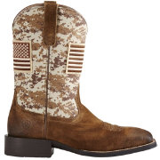 Ariat Men's Sport Patriot Western Boots