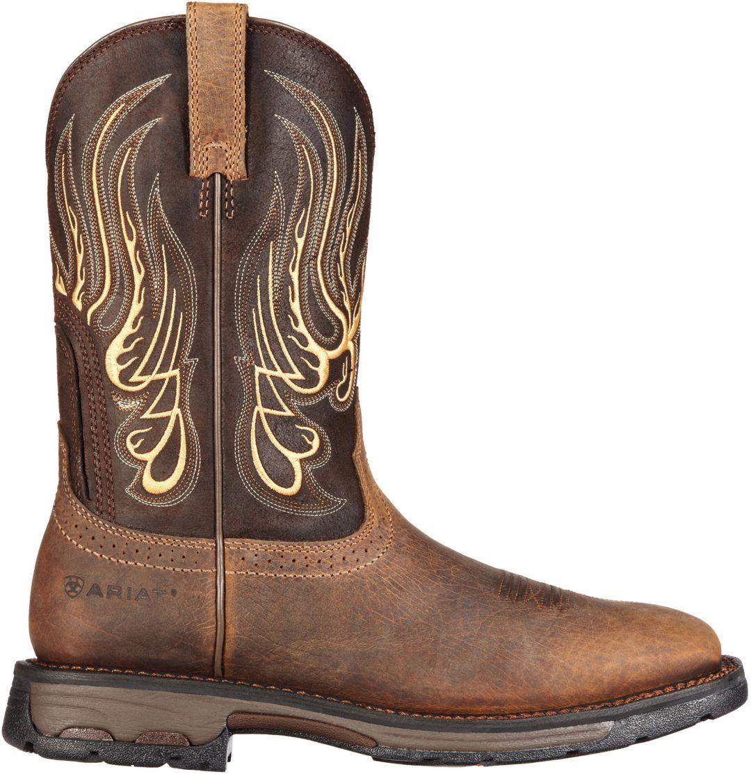 f27f769082a Ariat Men's Workhog Mesteno Work Boots