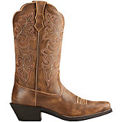 Ariat Women's Round Up Square Toe Western Boots