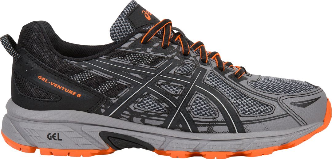 d7087cc6 ASICS Men's GEL-Venture 6 Trail Running Shoes