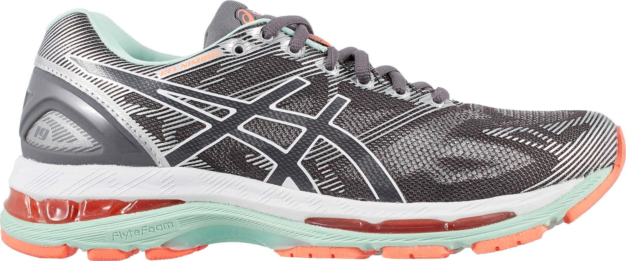 super cute a1bdc 9e68d ASICS Women's GEL-Nimbus 19 Running Shoes | DICK'S Sporting ...