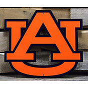 Authentic Street Signs Auburn Tigers Steel Logo Sign