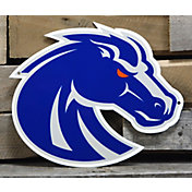 Authentic Street Signs Boise State Broncos Steel Logo Sign