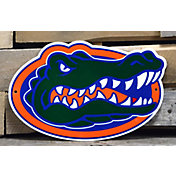 Authentic Street Signs Florida Gators Steel Logo Sign