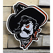 Authentic Street Signs Oklahoma State Cowboys Steel Mascot Sign