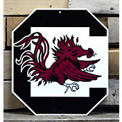 Authentic Street Signs South Carolina Gamecocks Steel Logo Sign