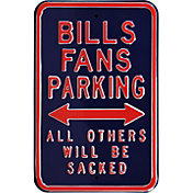 Authentic Street Signs Buffalo Bills Parking Sign