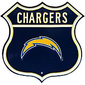 Authentic Street Signs Los Angeles Chargers Route Sign