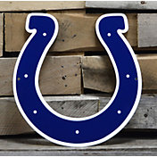 Authentic Street Signs Indianapolis Colts Steel Logo Sign