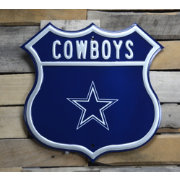 Authentic Street Signs Dallas Cowboys Route Sign