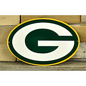 Authentic Street Signs Green Bay Packers Steel Logo Sign