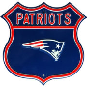 Authentic Street Signs New England Patriots Route Sign
