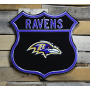 Authentic Street Signs Baltimore Ravens Route Sign