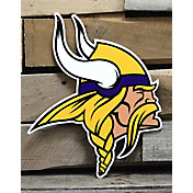 Authentic Street Signs Minnesota Vikings Steel Logo Sign