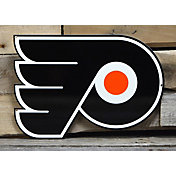 Authentic Street Signs Philadelphia Flyers Steel Logo Sign