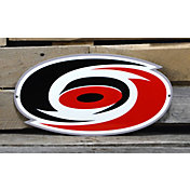 Authentic Street Signs Carolina Hurricanes Steel Logo Sign