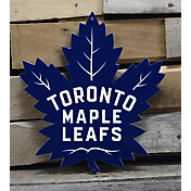 Authentic Street Signs Toronto Maple Leafs Steel Logo Sign