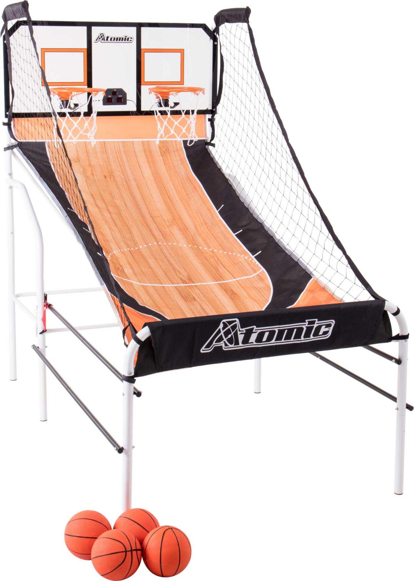 Atomic Slam Dunk Basketball Shootout