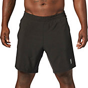 SECOND SKIN Men's 2-In-1 Shorts