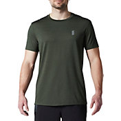 SECOND SKIN Men's Training Heather T-Shirt
