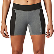 SECOND SKIN Women's QUATROFLX Heather 5'' Compression Shorts