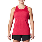 SECOND SKIN Women's Training Mesh Back Tank Top