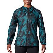 SECOND SKIN Women's Packable Printed Jacket