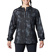 SECOND SKIN Women's Packable Printed Jacket