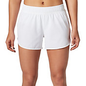 SECOND SKIN Women's Woven Brief Training Shorts