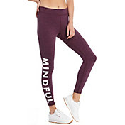 good hYOUman Women's Mindful Graphic Logan Leggings