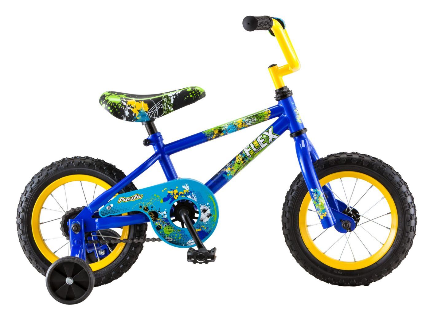 Pacific Boys' Flex 12'' Bike