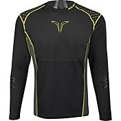 Bauer Senior Premium Grip Long Sleeve Hockey Shirt