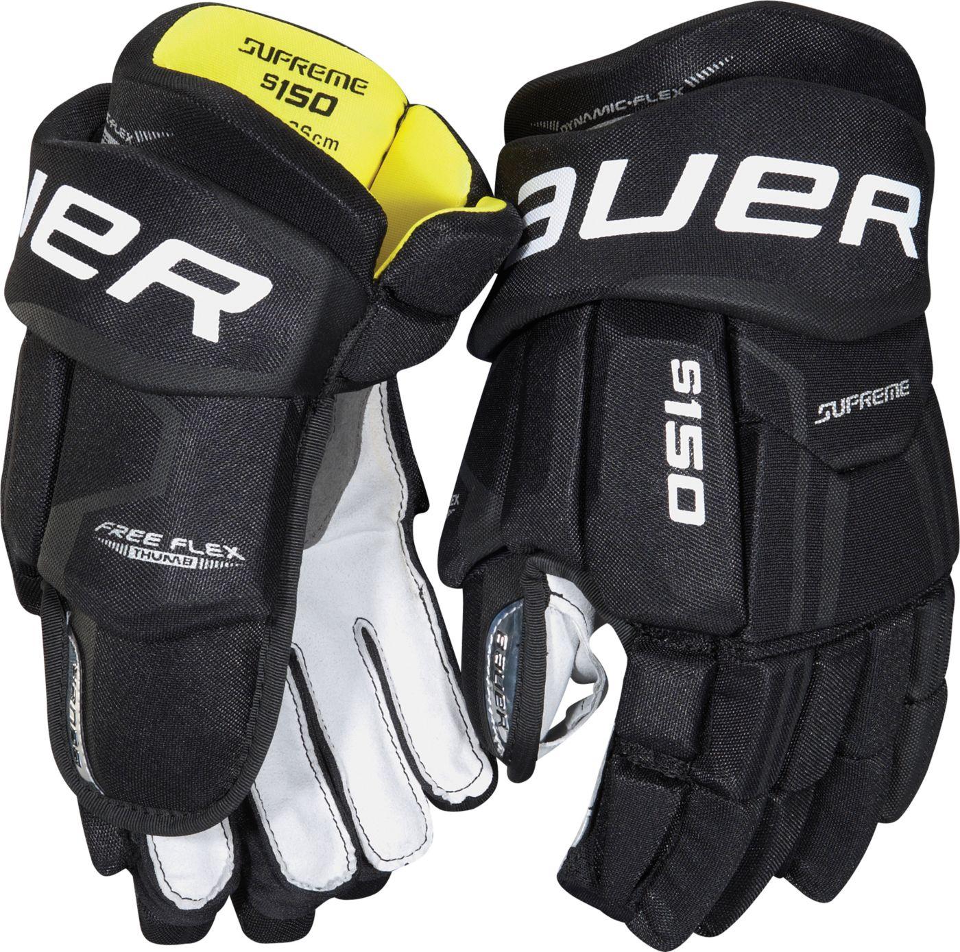 Bauer Senior Supreme S150 Ice Hockey Gloves