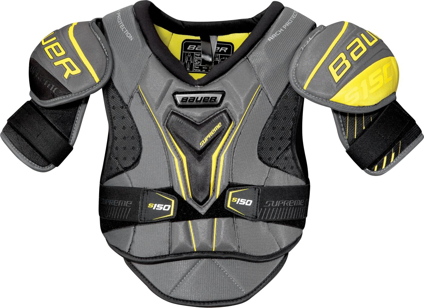 Bauer Senior Supreme S150 Ice Hockey Shoulder Pads