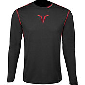 Bauer Youth Core Hybrid Long Sleeve Hockey Top