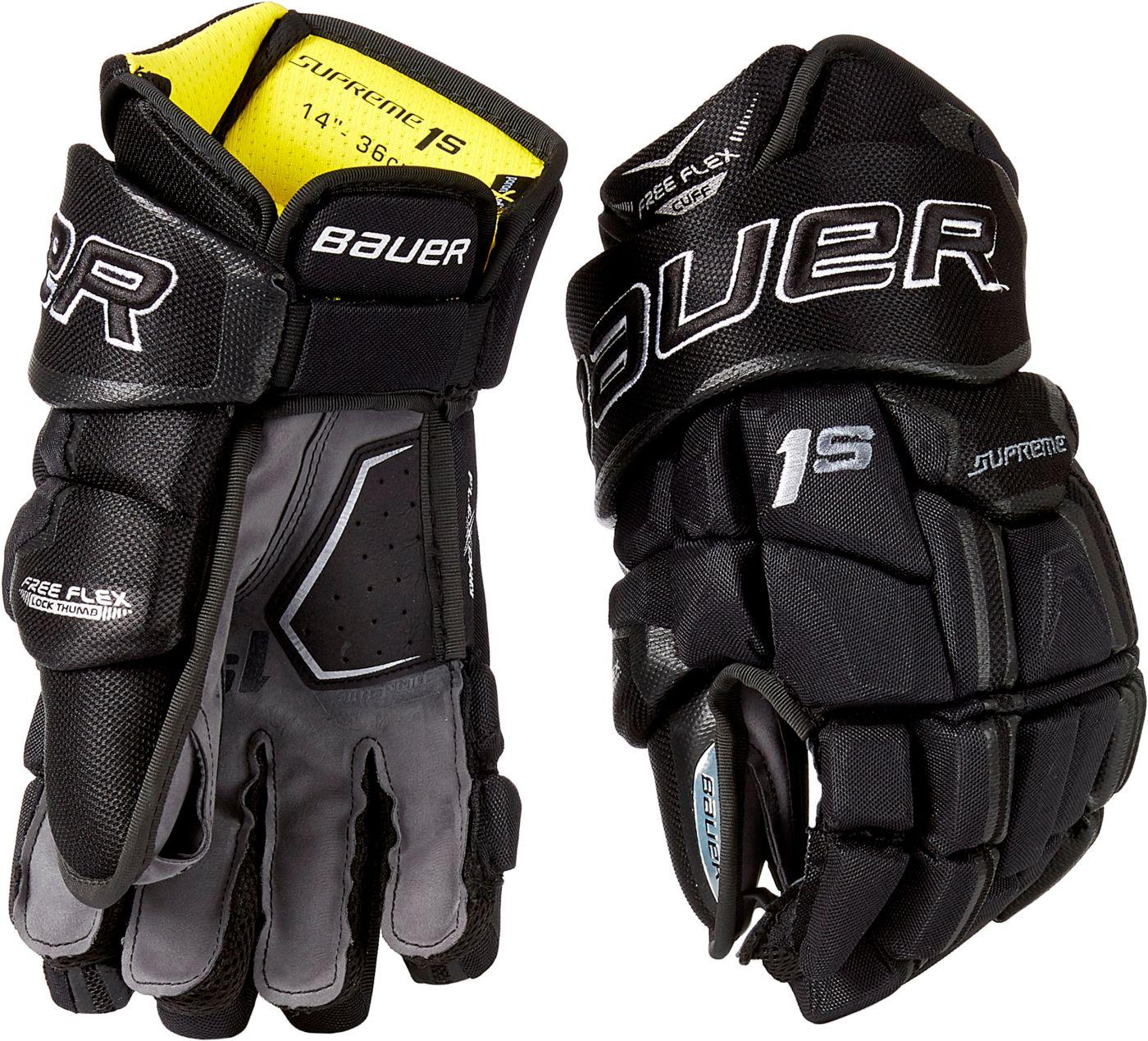 Bauer Junior Supreme 1S Ice Hockey Gloves