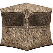 Barronett Grounder 350 Ground Blind – Bloodtrail Blades Camo